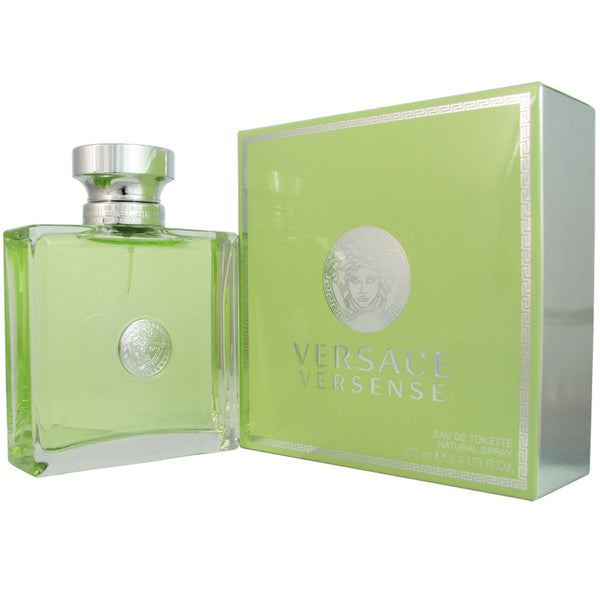 Versace Versense Women by Versace 3.4 oz Eau de Toilette Spray