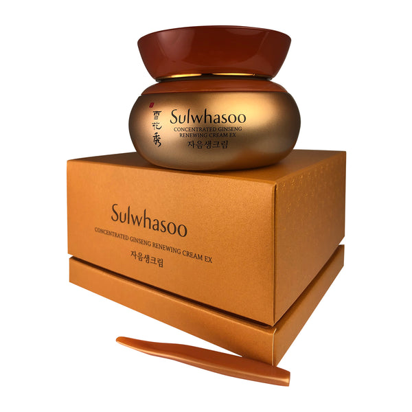 Sulwhasoo Concentrated Ginseng Renewing Cream 2 oz