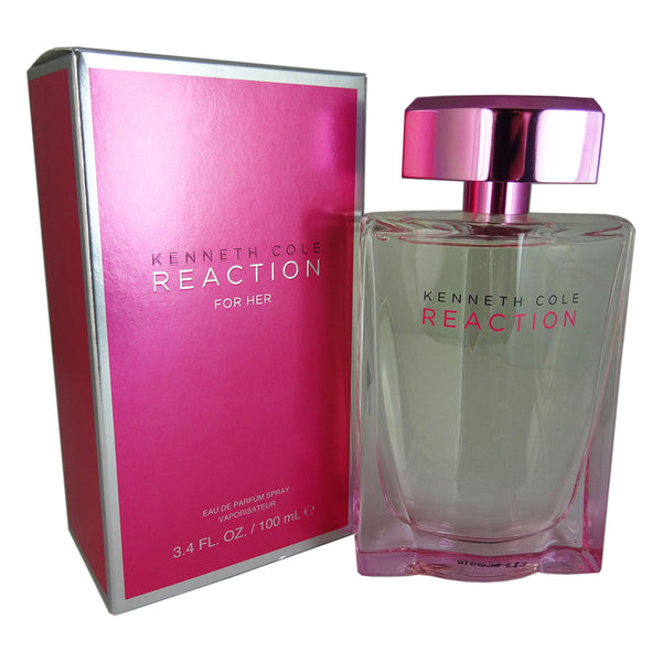 Kenneth Cole Reaction for Her 3.4 oz 100 ml Eau de Parfum Spray