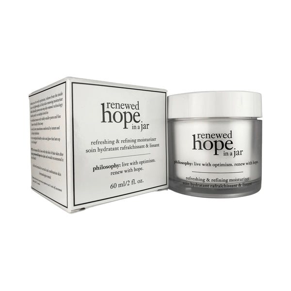 Philosophy Renewed Hope In A Jar 2 oz