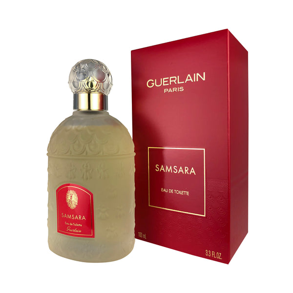 Samsara for Women by Guerlain 3.3 oz Eau De Toilette Spray