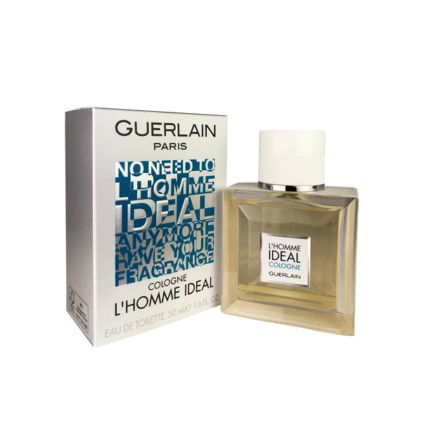 L'Homme Ideal for Men by Guerlain 1.6 oz Eau De Toilette Spray