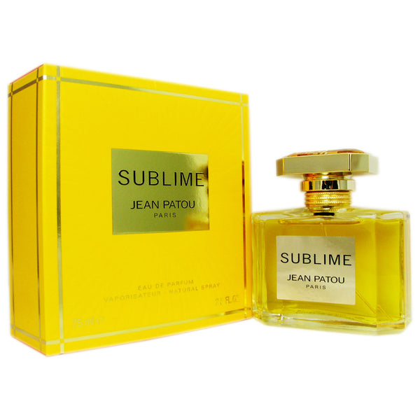 Sublime for Women by Jean Patou 2.5 oz Eau de Parfum Spray