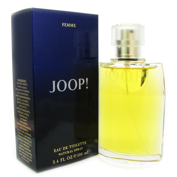 Joop for Women by Joop 3.4 oz 100 ml Eau de Toilette Spray