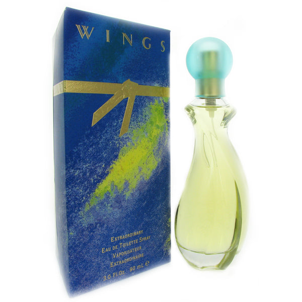 Wings for Women by Giorgio Beverly Hills 3.0 oz Eau de Toilette Spray
