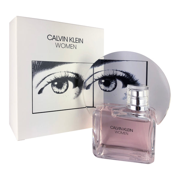 Calvin Klein Woman By Calvin Klein 3.4 Oz  Eau De Parfum Spray