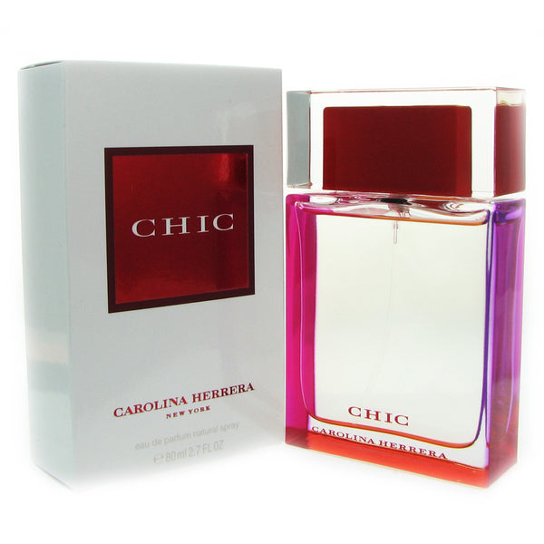 Chic Women by Carolina Herrera 2.7 oz Eau de Parfum Spray