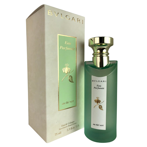 Bvlgari Au The Vert For Women by Bvlgari 2.5 oz Eau De Cologne Spray