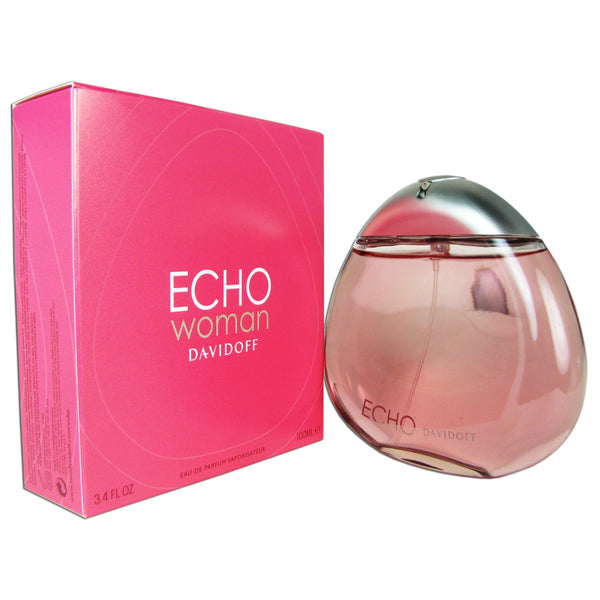 Echo for Women by Davidoff 3.4 oz Eau de Parfum Spray