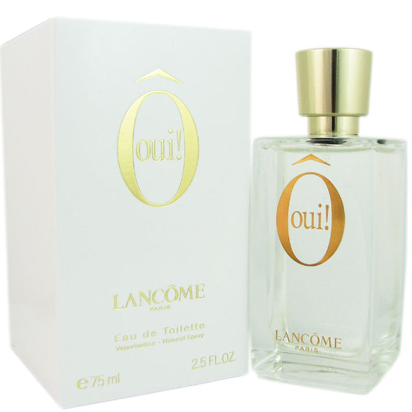 O Oui for Women by Lancome 2.5 oz Eau de Toilette Spray