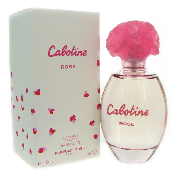 Cabotine Rose for Women by Gres 3.4 oz Eau de Toilette Spray