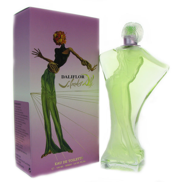 Daliflor for Women by Salvador Dali 3.4 oz Eau de Toilette Spray