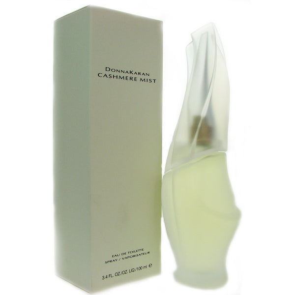 Cashmere Mist for Women by Donna Karan 3.4 oz Eau de Toilette Spray
