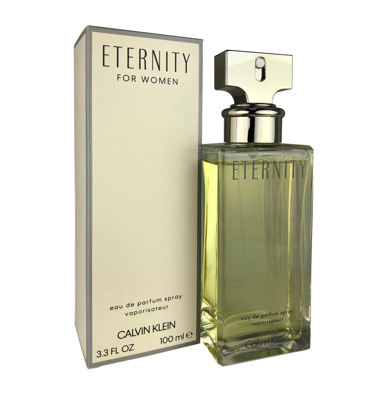 CK Eternity for Women by Calvin Klein 3.4 oz Eau de Parfum Spray