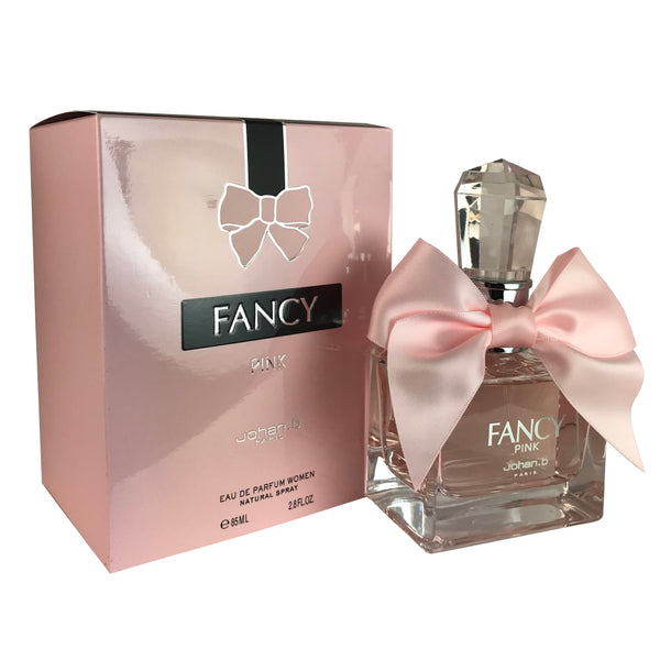 Fancy Pink For Women By Johan B. 2.8 oz Eau De Parfum Spray