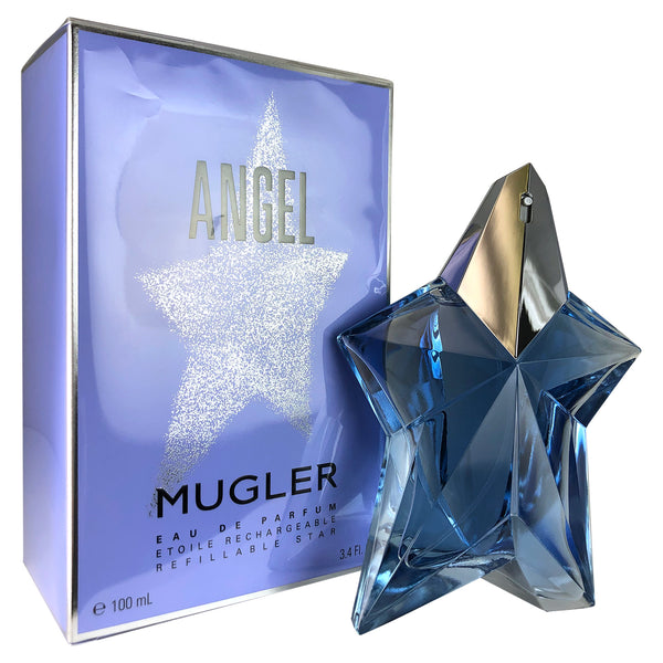 Angel Thierry Mugler 3.4 oz EDP Refillable Star