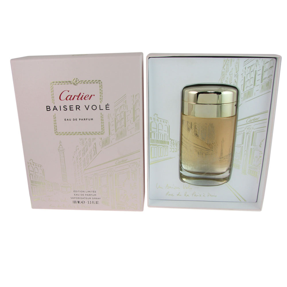 Baiser Vole for Women by Cartier 3.4 oz Eau de Parfum Spray