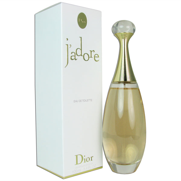 J'adore for Women by Dior 3.4 oz Eau de Toilette Spray