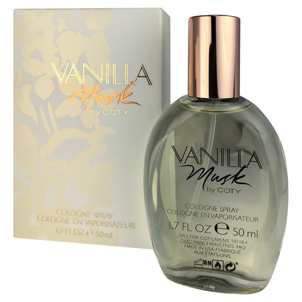 Coty Vanilla Musk Women 1.7 oz Col Sp
