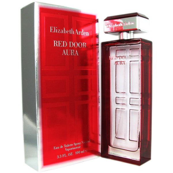 Red Door Aura for Women by Elizabeth Arden 3.3 oz Eau de Toilette Spray
