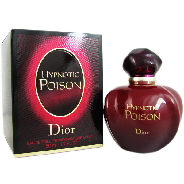 Hypnotic Poison for Women by Christian Dior 1.7 oz Eau de Toilette Spray