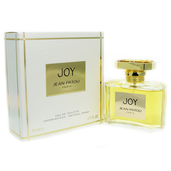 Joy for Women by Jean Patou 2.5 oz Eau de Toilette Spray