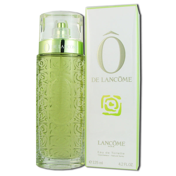 O de Lancome for Women 4.2 oz Eau de Toilette Spray