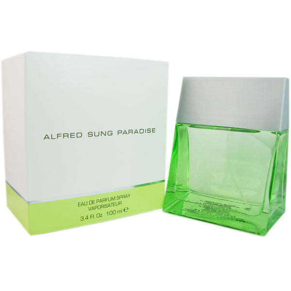 Paradise for Women by Alfred Sung 3.4 oz Eau de Parfum Spray