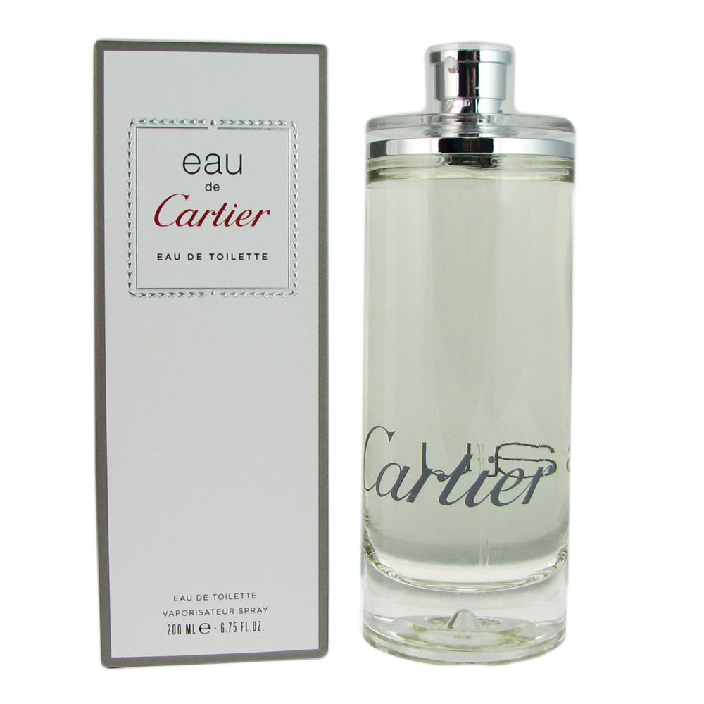 Eau de Cartier by Cartier Unisex 6.75 oz / 200 ml Eau de Toilette Spray