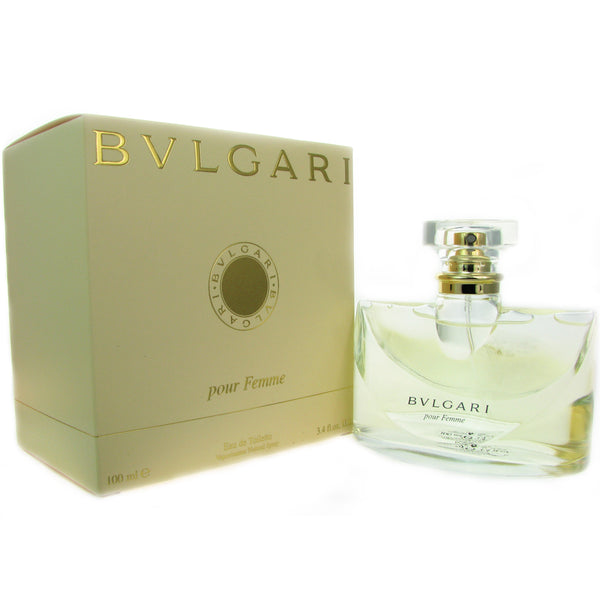 Bvlgari for Women 3.4 oz Eau de Toilette Spray