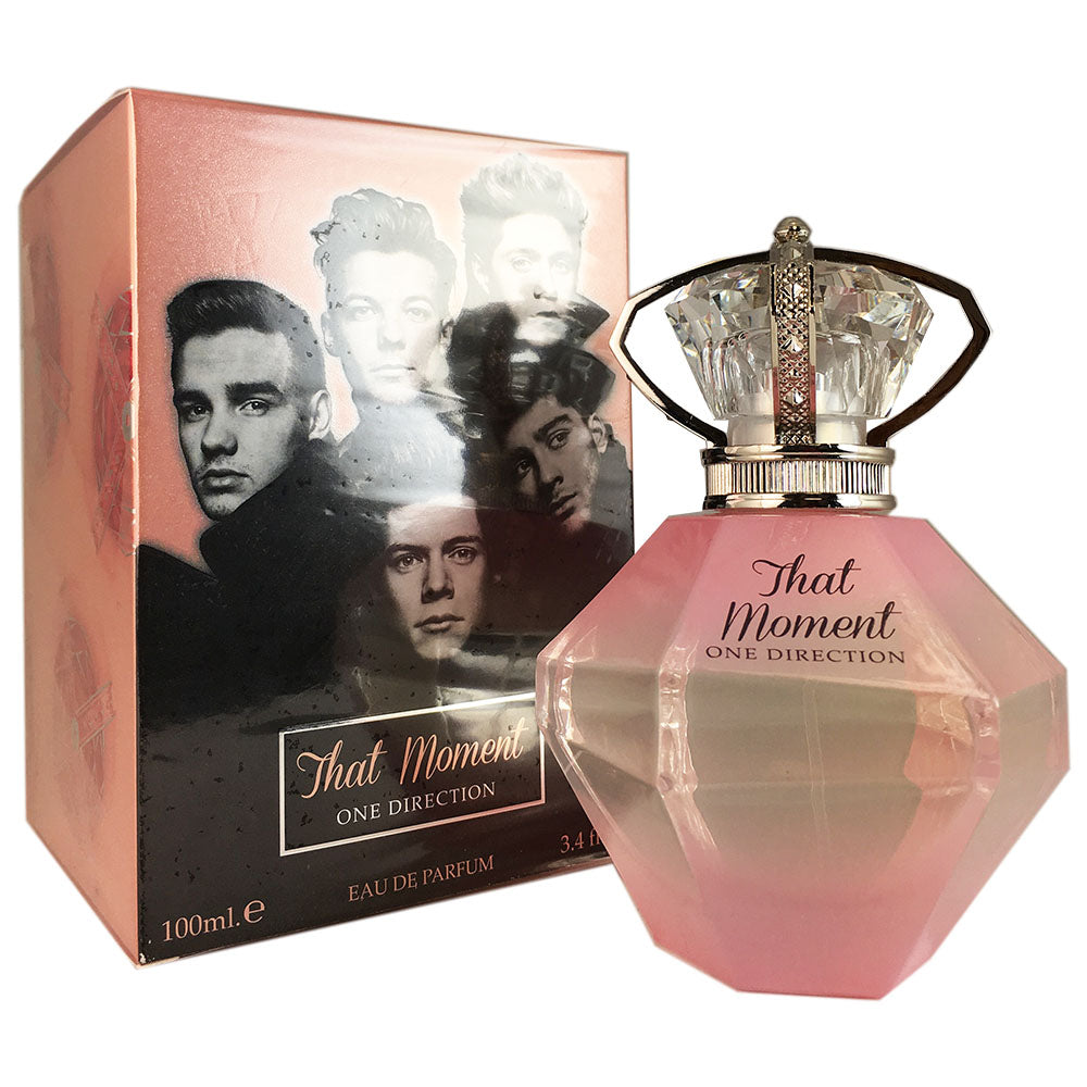 That Moment One Direction for Women By one Direction 3.4 oz Eau de Parfum Spray
