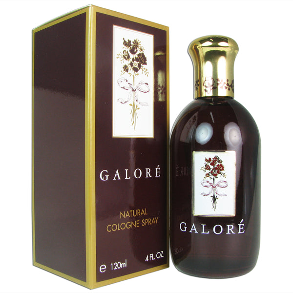 GALORE by Five Star Fragrance Co. COLOGNE SPRAY 4 OZ for WOMEN