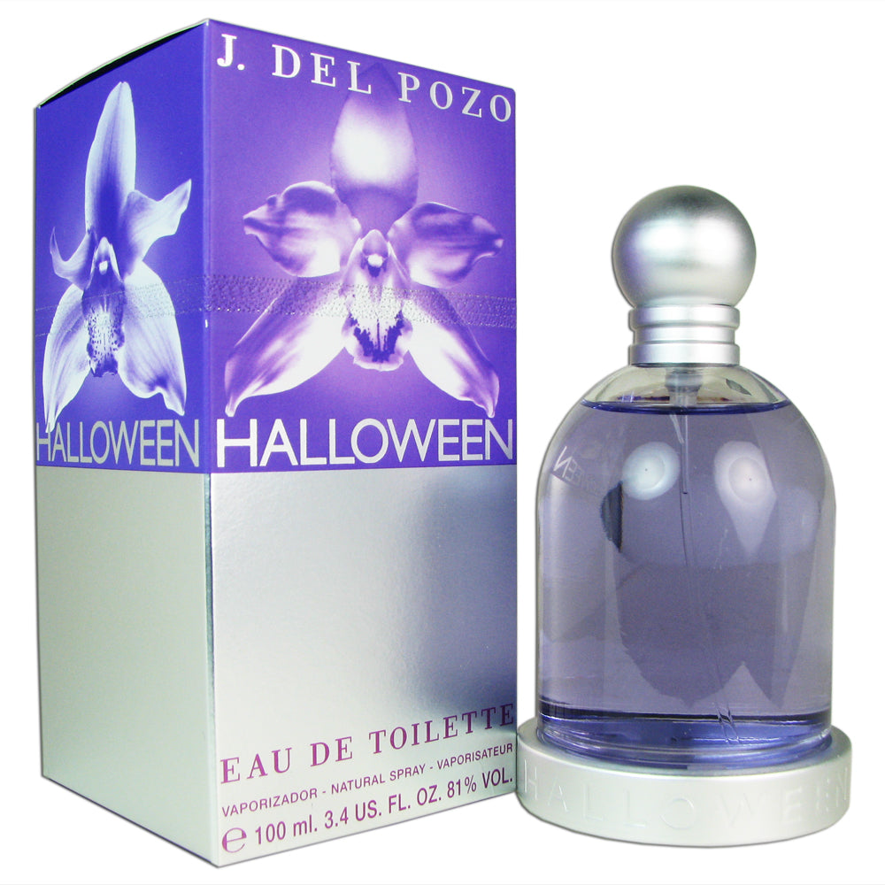 Halloween for Women by J Del Pozo 3.4 oz Eau de Toilette Spray