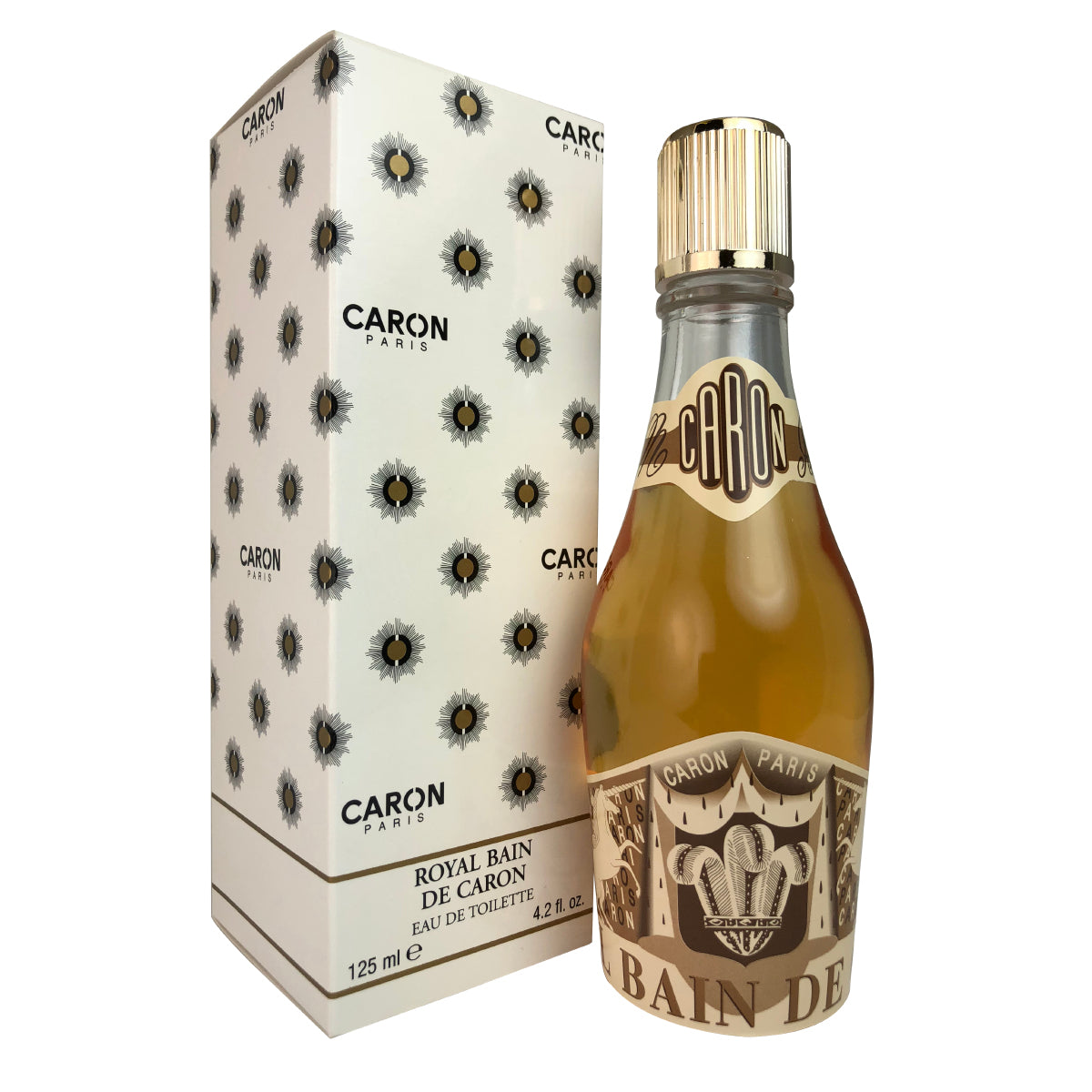 Royal Bain for Women by Caron 4.2 oz Eau de Toilette Splash
