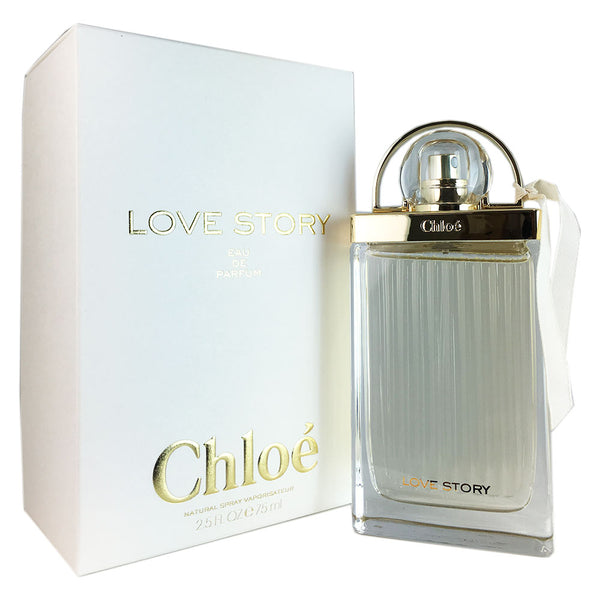 Chloe Love Story For Women 2.5 oz Eau de Parfum Spray