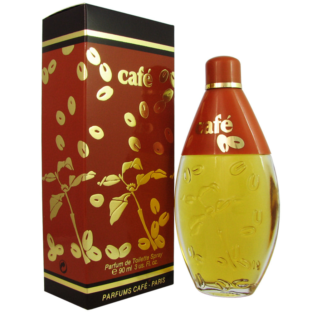 Cafe for Women by Cofinluxe 3.0 oz PDT Spray