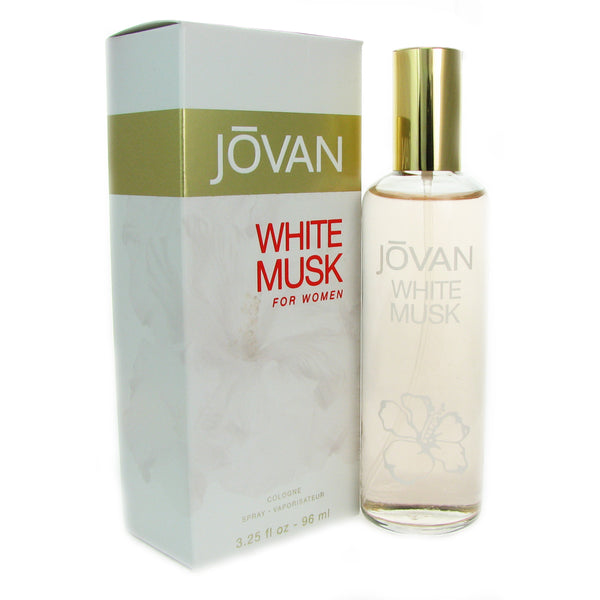 Jovan White Musk for Women by Coty 3.25 oz Eau de Cologne Spray