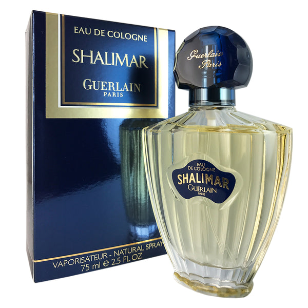 Shalimar for Women by Guerlain 2.5 oz 75 ml Eau de Cologne Spray
