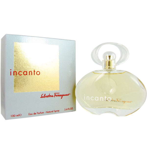 Incanto for Women by Ferragamo 3.4 oz Eau de Parfum Natural Spray