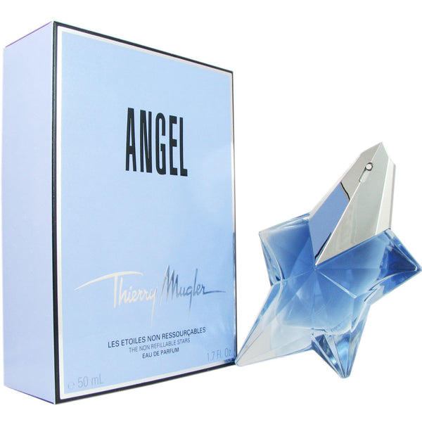 Angel for Women by Thierry Mugler Non Refillable Star 1.7 oz Eau de Parfum Spray