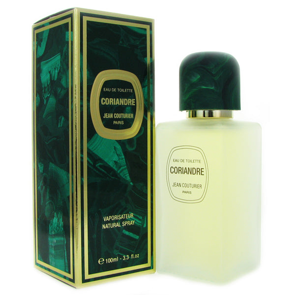 Coriandre Women by Jean Couturier 3.3 oz Eau de Toilette Spray