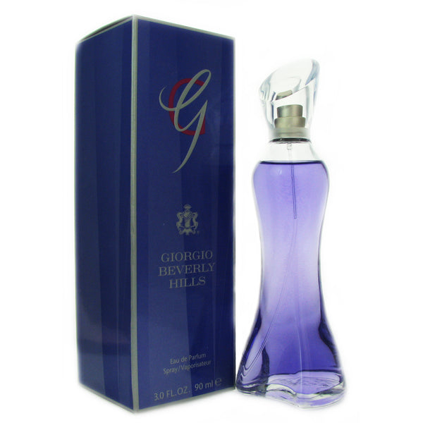 G for Women by Giorgio Beverly Hills 3 oz Eau de Parfum Spray