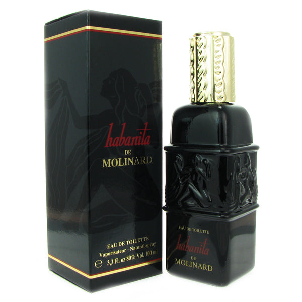 Molinard Habanita De Molinard for Women 3.3 oz Eau de Toilette Spray