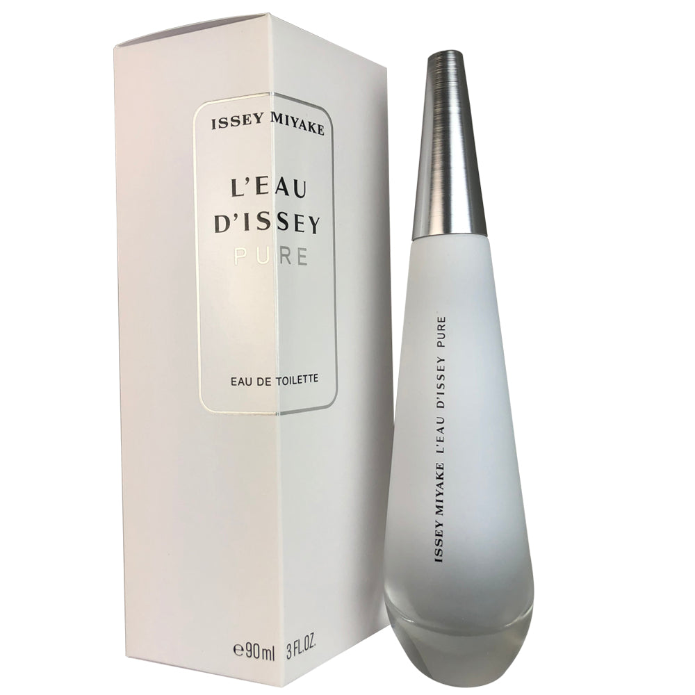 L'eau D'issey Pure Eau De Toilette Spray for Women 3 oz. by Issey Miyake