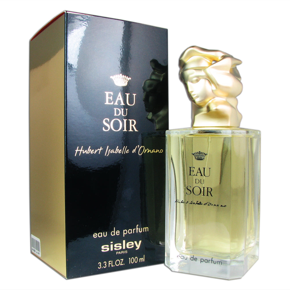 Eau Du Soir for Women by Sisley 3.3 oz Eau de Parfum Spray