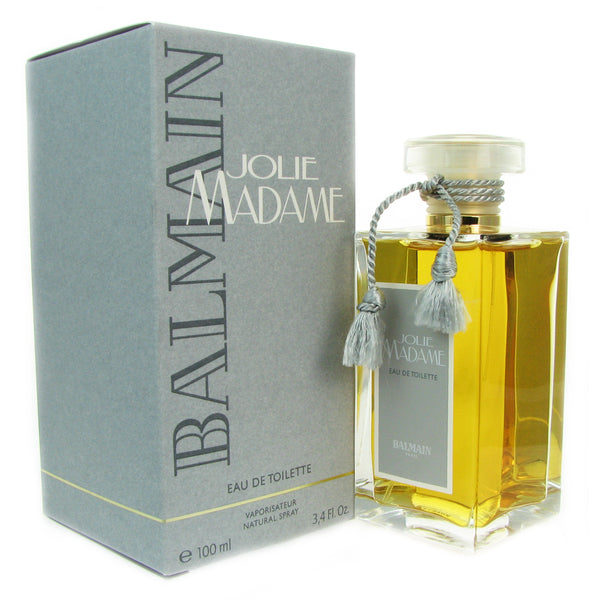 Balmain Jolie Madame for Women 3.3 oz Eau de Toilette Spray