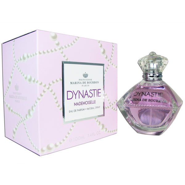 Dynastie Mademoiselle for Women by Marina de Bourbon 3.4 oz Eau de Parfum Spray
