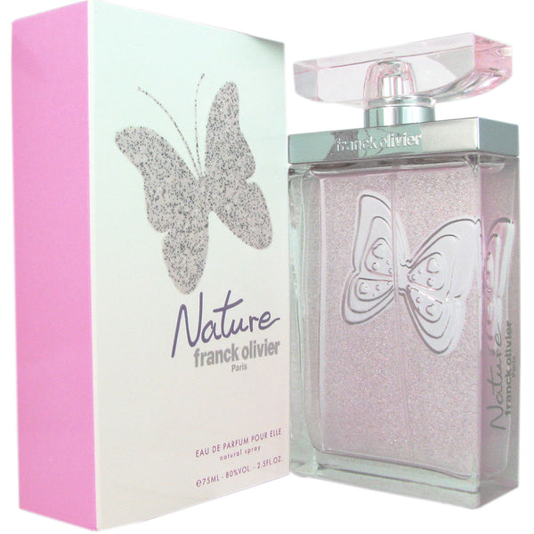 Nature for Women by Franck Olivier 2.5 oz Eau de Toilette Spray