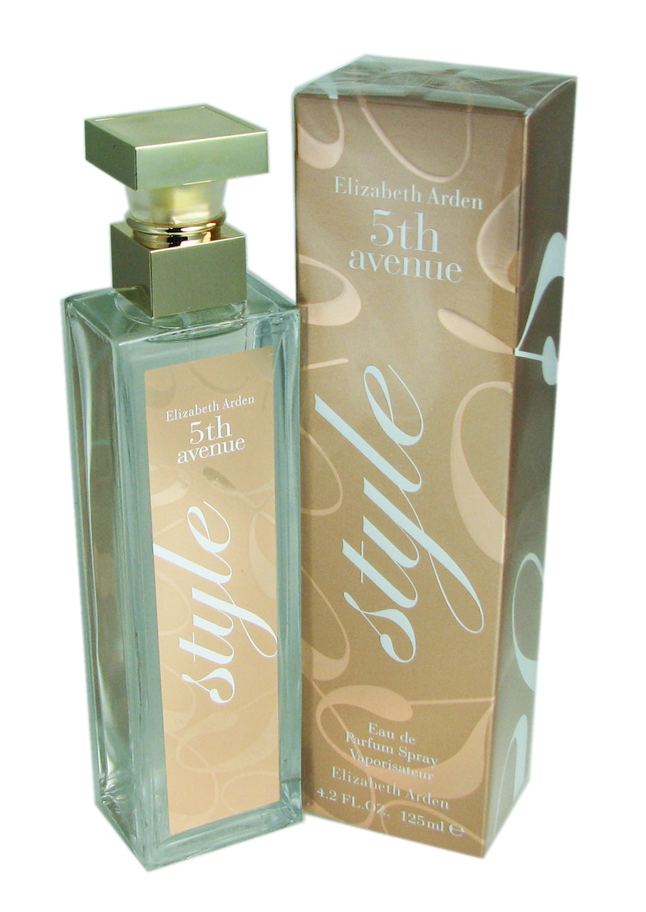 5th Avenue Style for Women by Elizabeth Arden 4.2 oz Eau de Parfum Spray