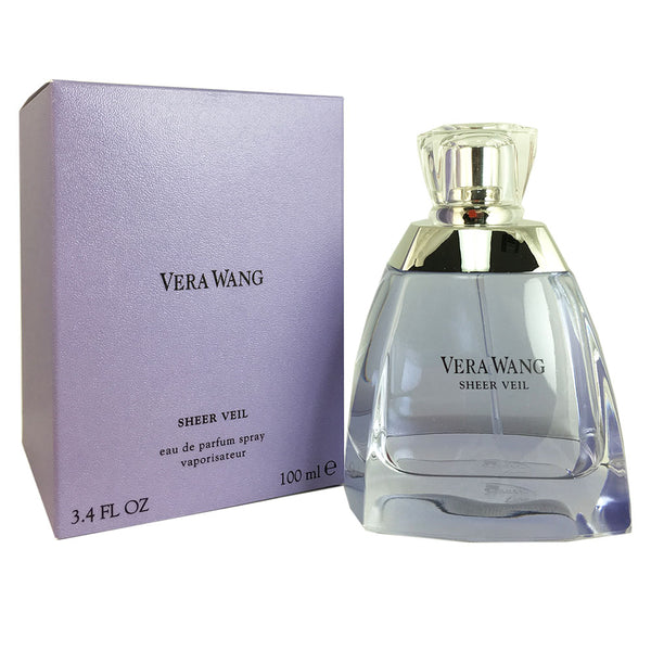 Vera Wang Sheer Veil For Women 3.4 oz Eau de Parfum Spray